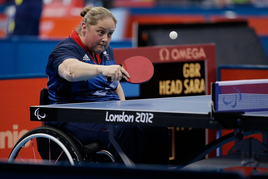 London 2012 bronze medallist Sara Head will be at the event in Cardiff