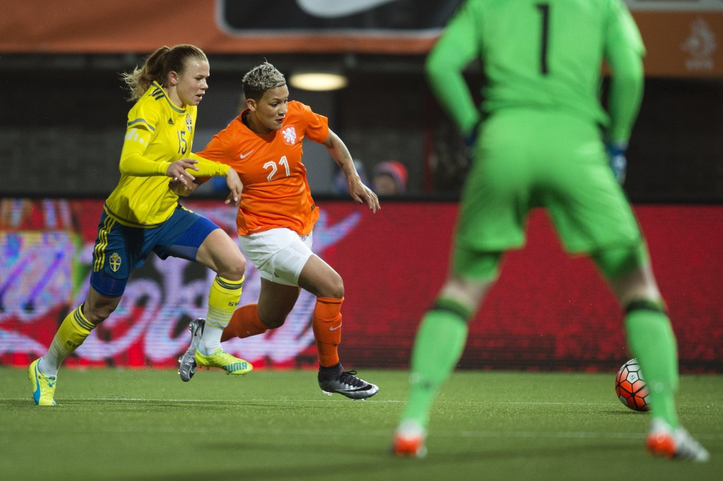 Sweden secure place at Rio 2016 by winning UEFA Olympic Qualifying Tournament