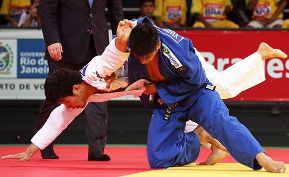 """Amazing atmosphere"" praised following Rio 2016 judo test event"