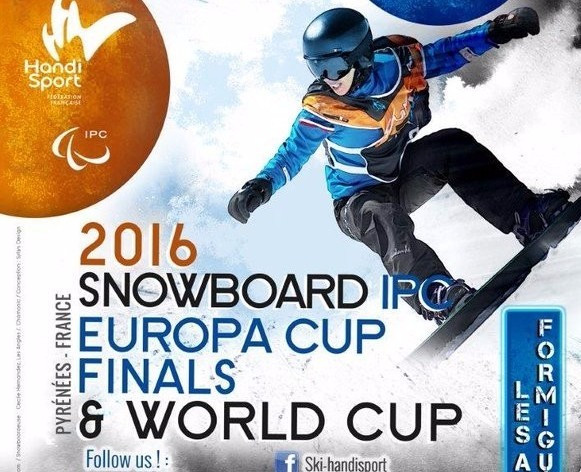 US Minor claims major triumph at IPC Snowboard World Cup
