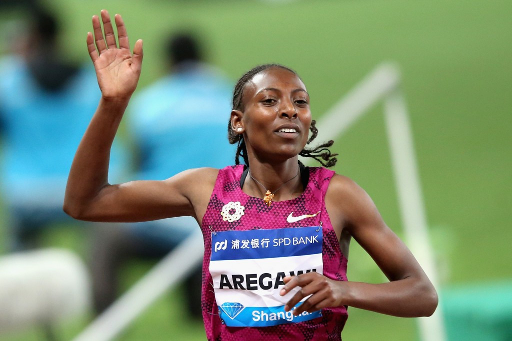 Sweden's Abeba Aregawi is facing a four-year suspension after her B-sample confirmed traces of banned drug meldonium ©Getty Images