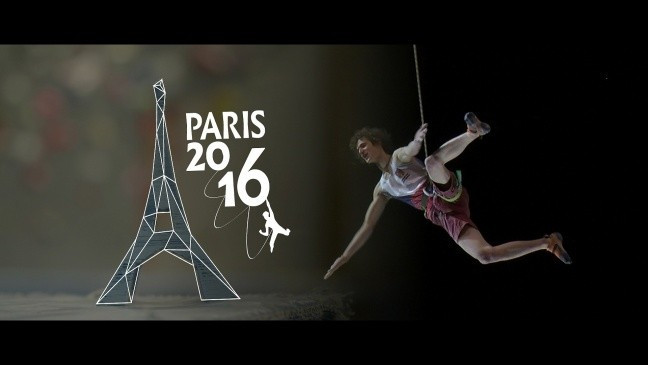 Logo and promotional video released for 2016 IFSC World Championships in Paris