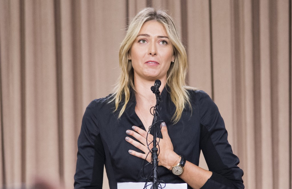 Five-times Grand Slam champion Maria Sharapova announced she had tested positive for the substance earlier this week