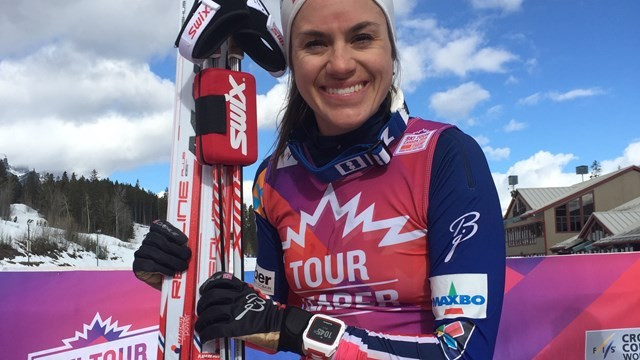 Race leader Weng claims stage six victory at Ski Tour Canada