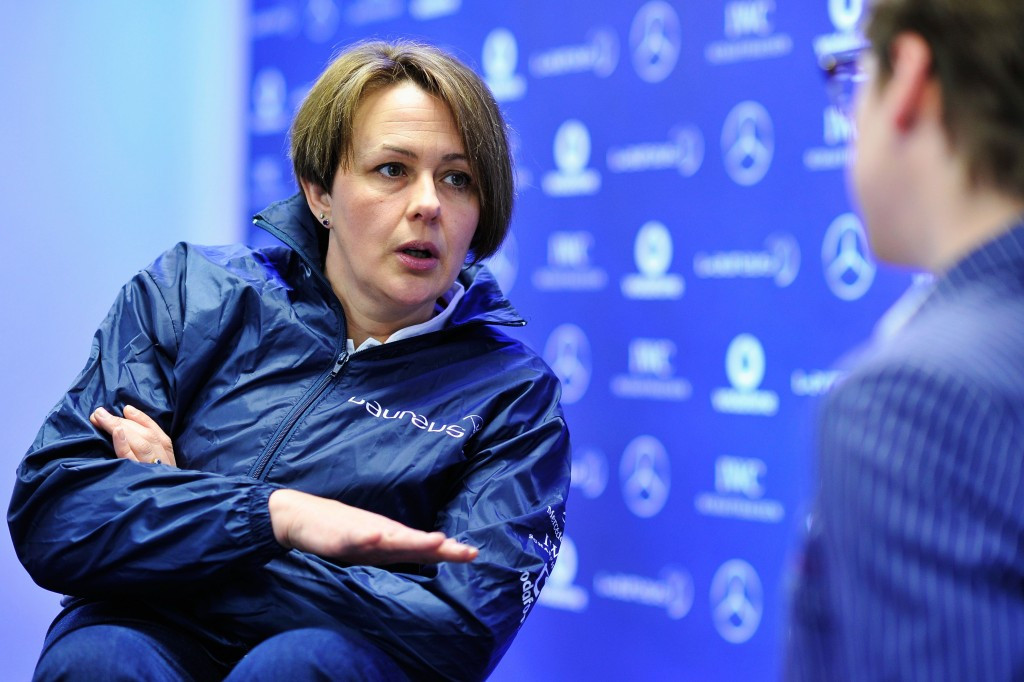 """Baroness Tanni Grey-Thompson resigns from London 2017 Board after claiming she felt """"a bit too tokenistic"""""""