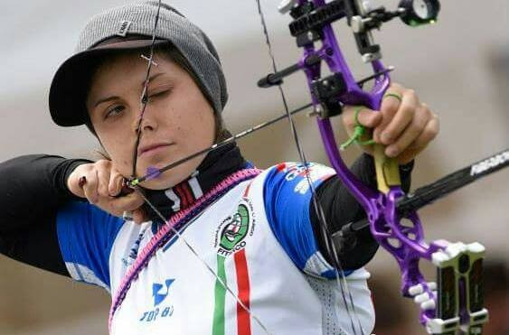 Sarti caps off superb week with gold at Para-archery event in Almere