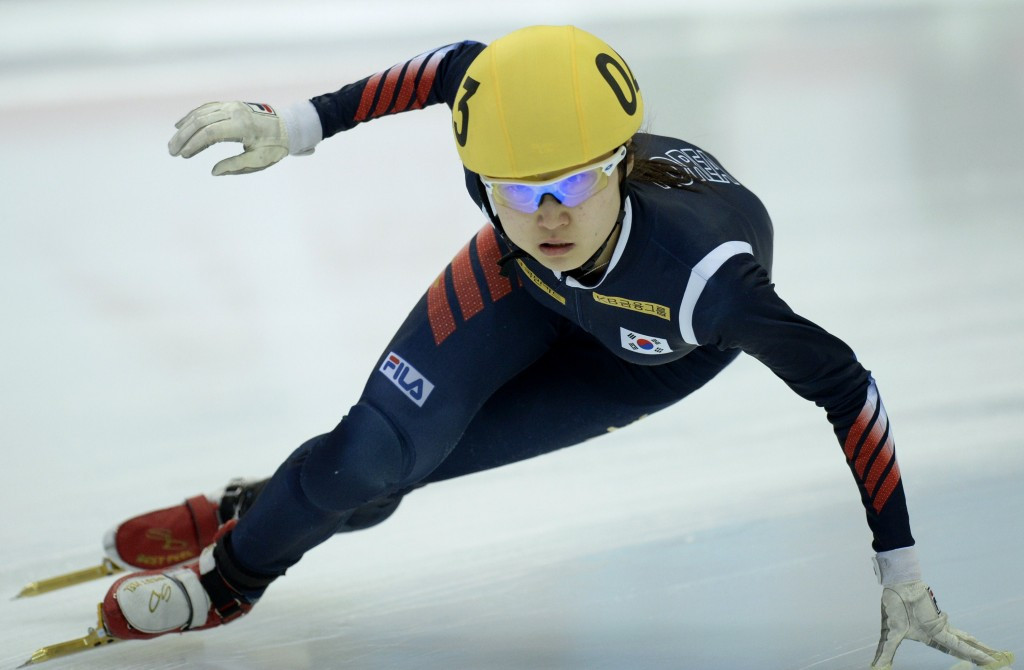 Choi seeks to defend overall women's title at World Short Track Speed Skating Championships