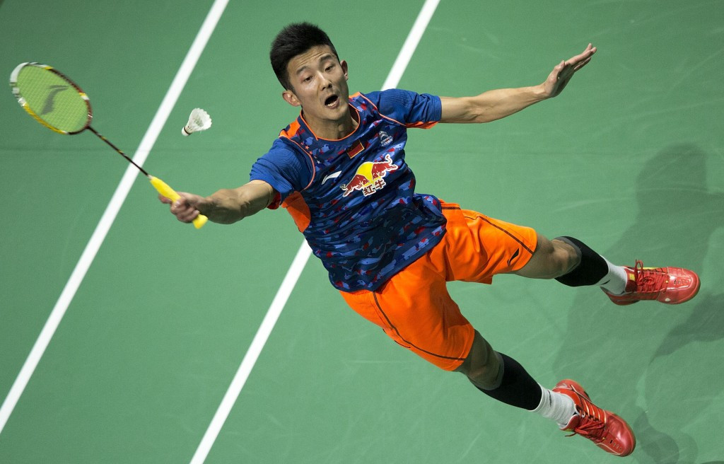 Defending champion Long crashes out in second round of All England Open Badminton Championship