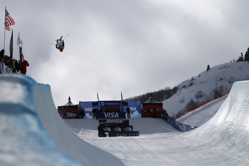 Rolland and Onozuka win overall halfpipe titles as FIS Freestyle Skiing World Cup season ends in Tignes