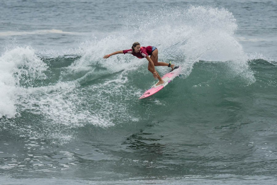 It comes as surfing continues to focus on inclusion at the Tokyo 2020 Olympic Games ©ISA