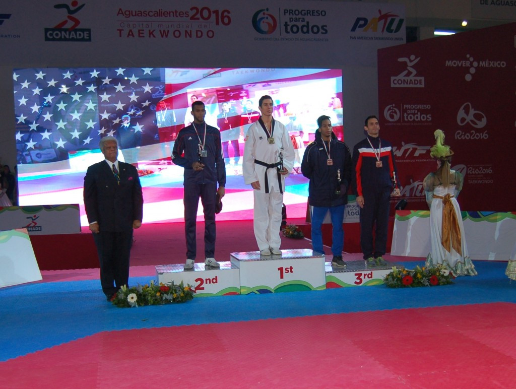 Aruba earn first Olympic taekwondo place at Pan-American qualifier