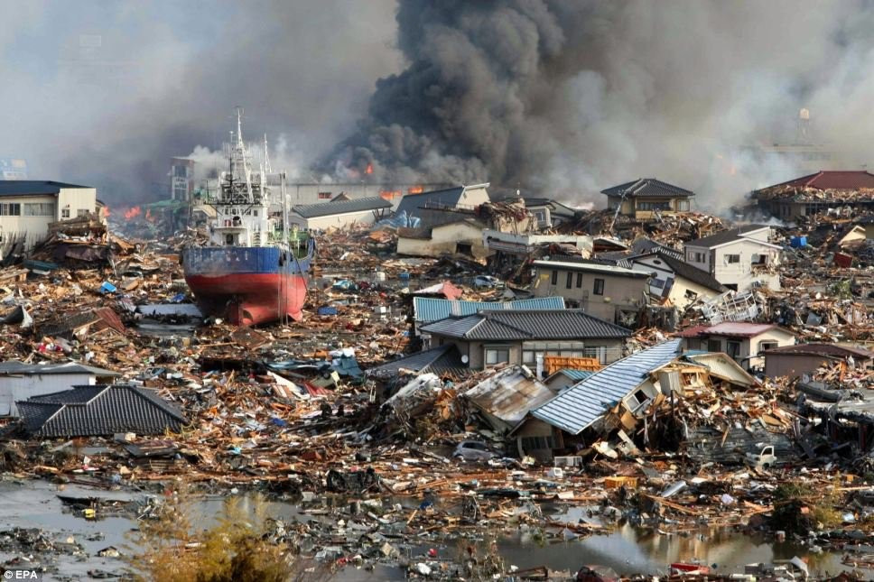 Tōhoku was devastated by the earthquake in 2011 ©Getty Images