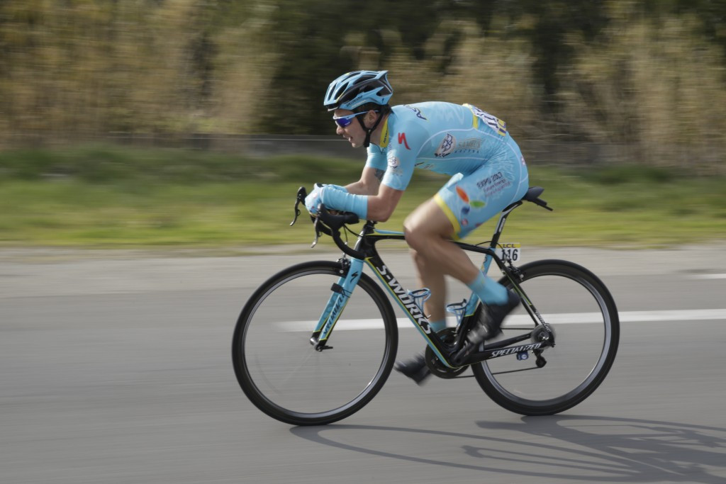 Lutsenko wins fifth stage of Paris-Nice