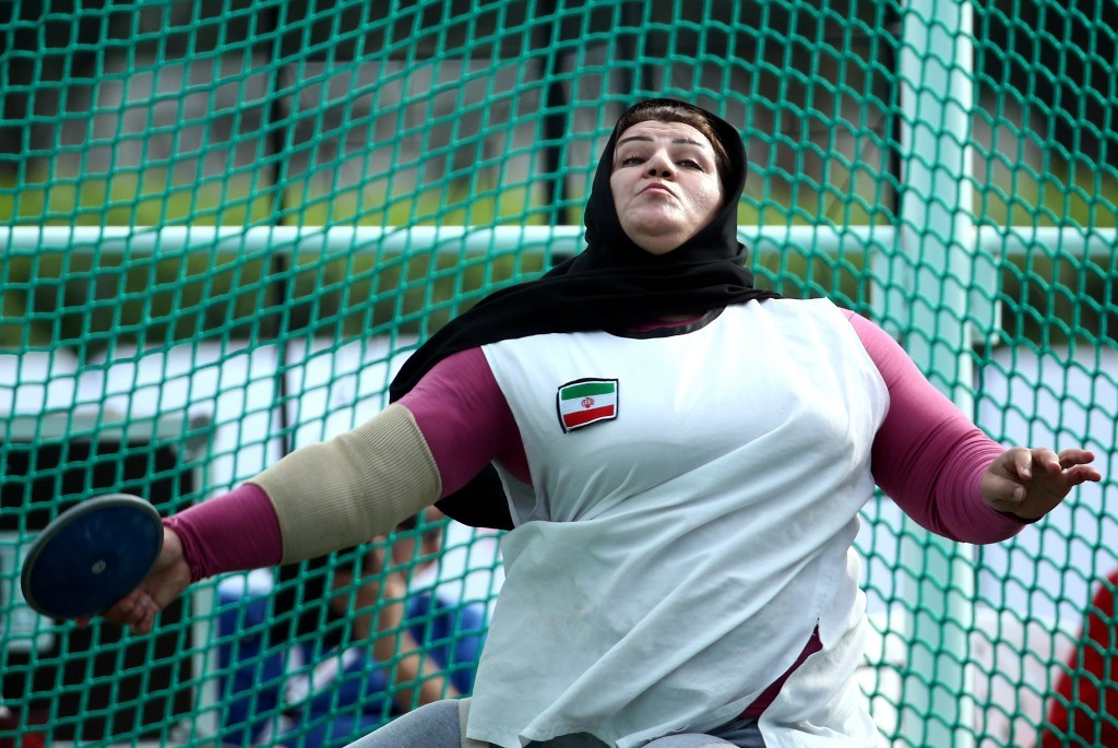 Five more golds for Iran at IPC Athletics Asia-Oceania Championships