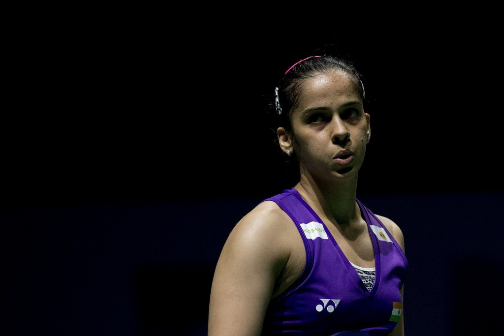 Second seed Nehwal sent packing on day of shock results at All England Open Badminton Championship