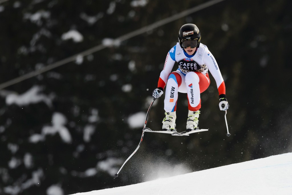 Gut on the brink of overall FIS World Cup glory