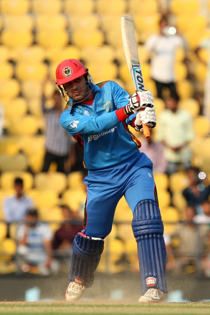 Afghanistan beat Zimbabwe to progress at ICC World Twenty20