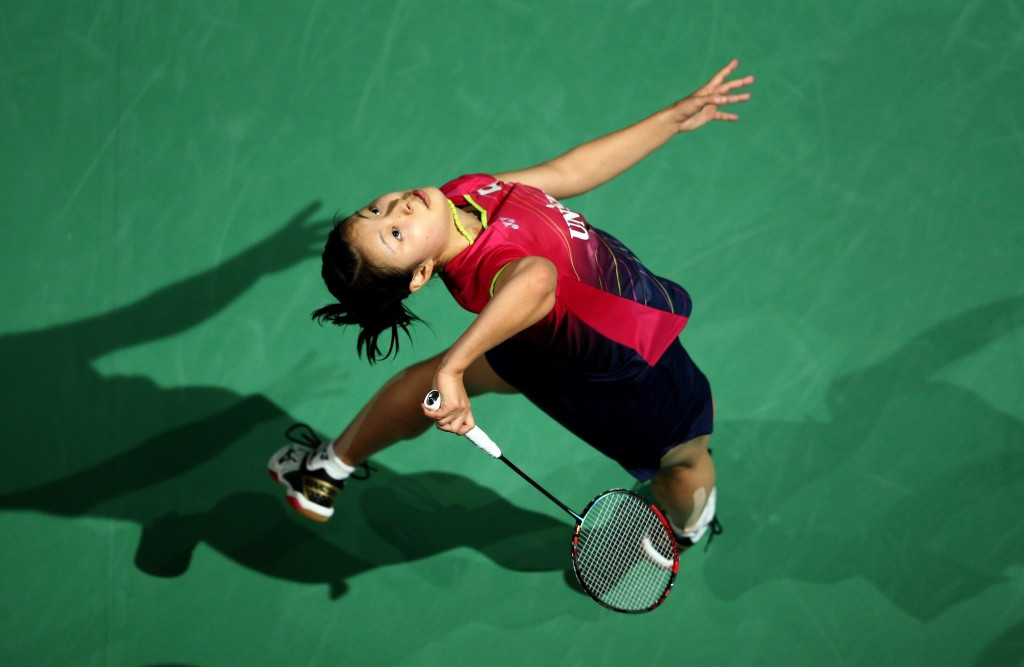 Okuhara defeats defending champion Marin to move into women's All England Open Badminton Championship final