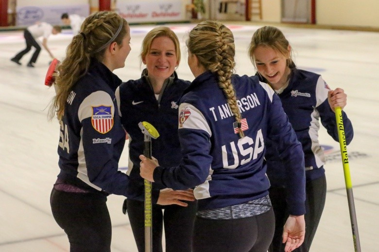 United States to contest both finals at World Junior Curling Championships
