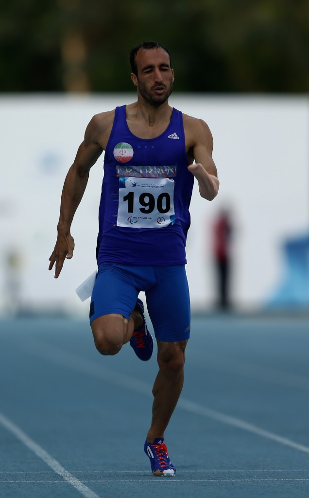 Ojaghlou and Khosravi star as Iran top IPC Athletics Asia-Oceania Championships medal table