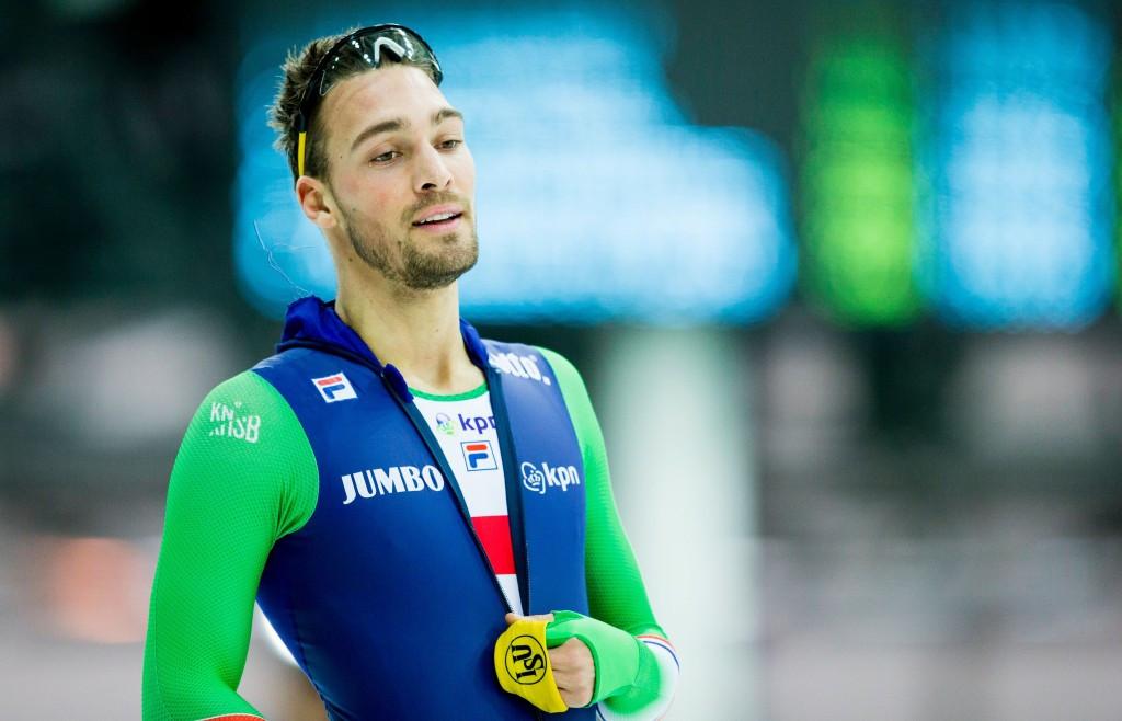 Kjeld Nuis won the overall men's title