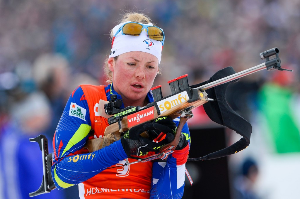Dorin Habert wins third gold as IBU World Championships draw to a close in Oslo