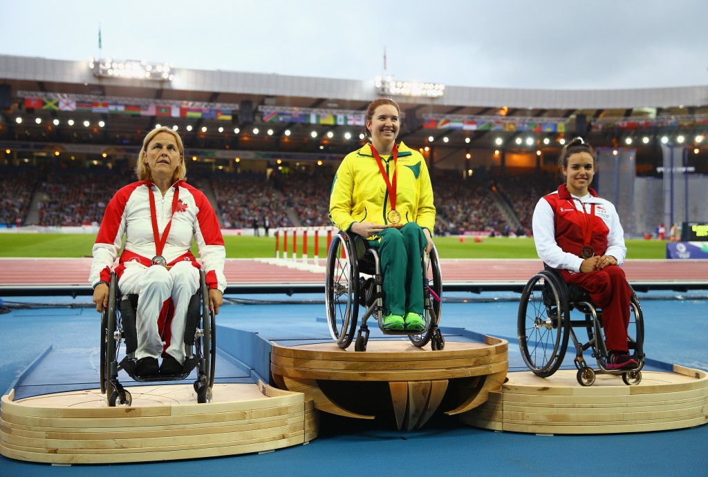 Five sports offered Para events at the Glasgow 2014 Commonwealth Games