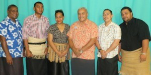 ONOC helps form Tonga Sports Journalists' Association