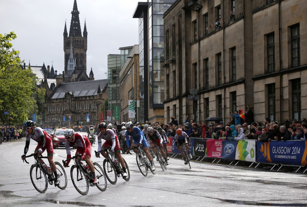 Colin Hartley believes the Championships will showcase both cycling and the city of Glasgow to a wide audience