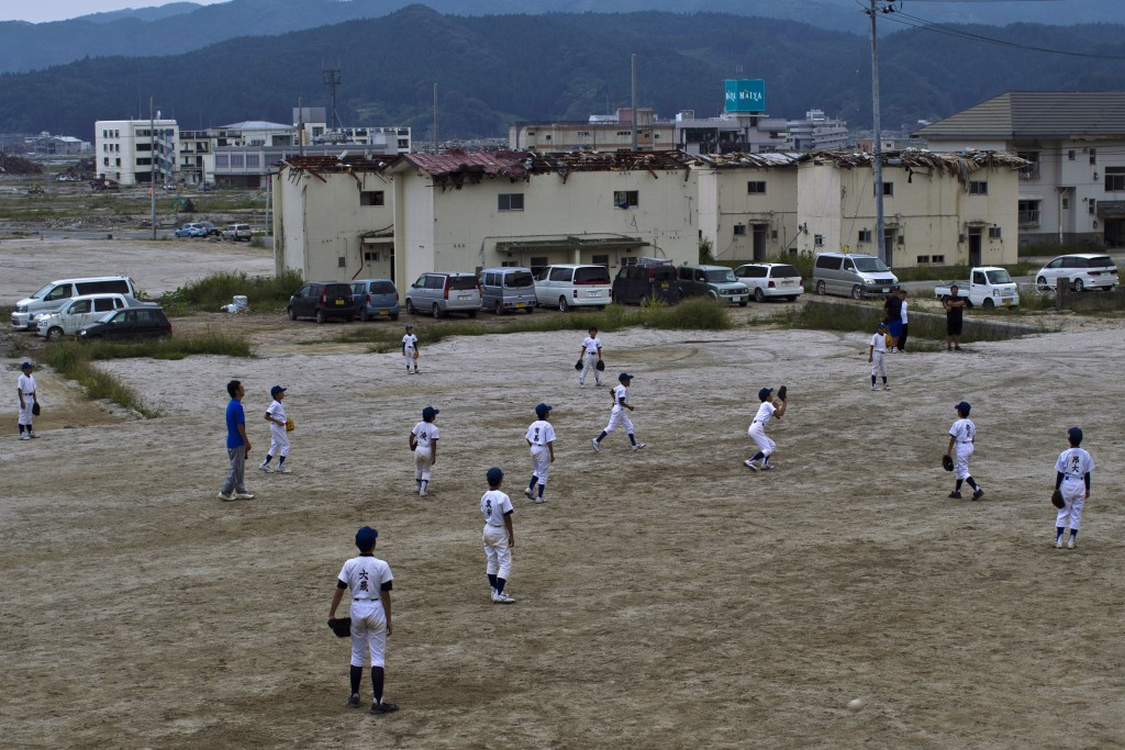 The WBSC Under-15 Baseball World Cup is set to take place in Fukushima, which suffered a devastating earthquake in 2011
