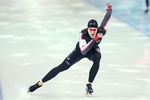 Canada's Benjamin Donnelly triumphed in the men's competition