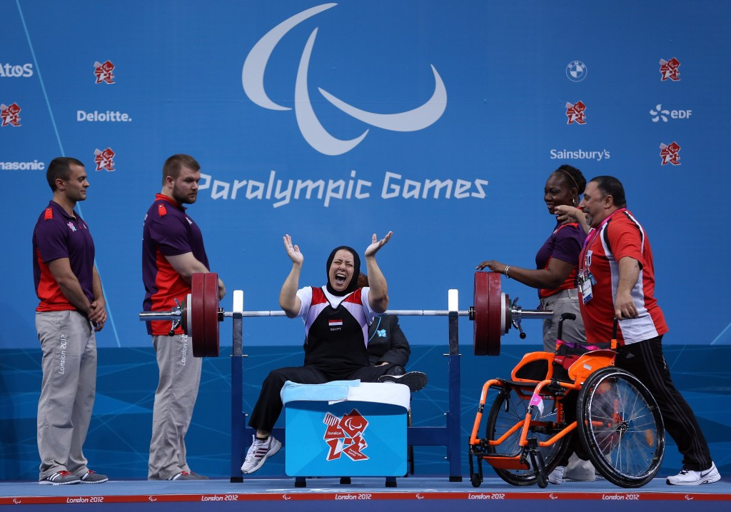 The multiple Paralympic champion was able to provide new evidence but she will only be able to return to action when she pays the fine