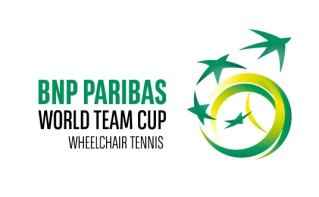 France get off to winning start at ITF BNP Paribas World Team Cup