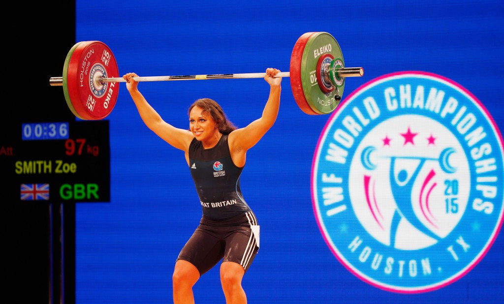 Smith headlines British team for European Weightlifting Championships