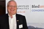 Svein Arne Hansen of Norway, the new European Athletics President  ©European Athletics