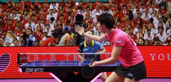 The agreement will see Lagardère Sports sell the media rights to ITTF events