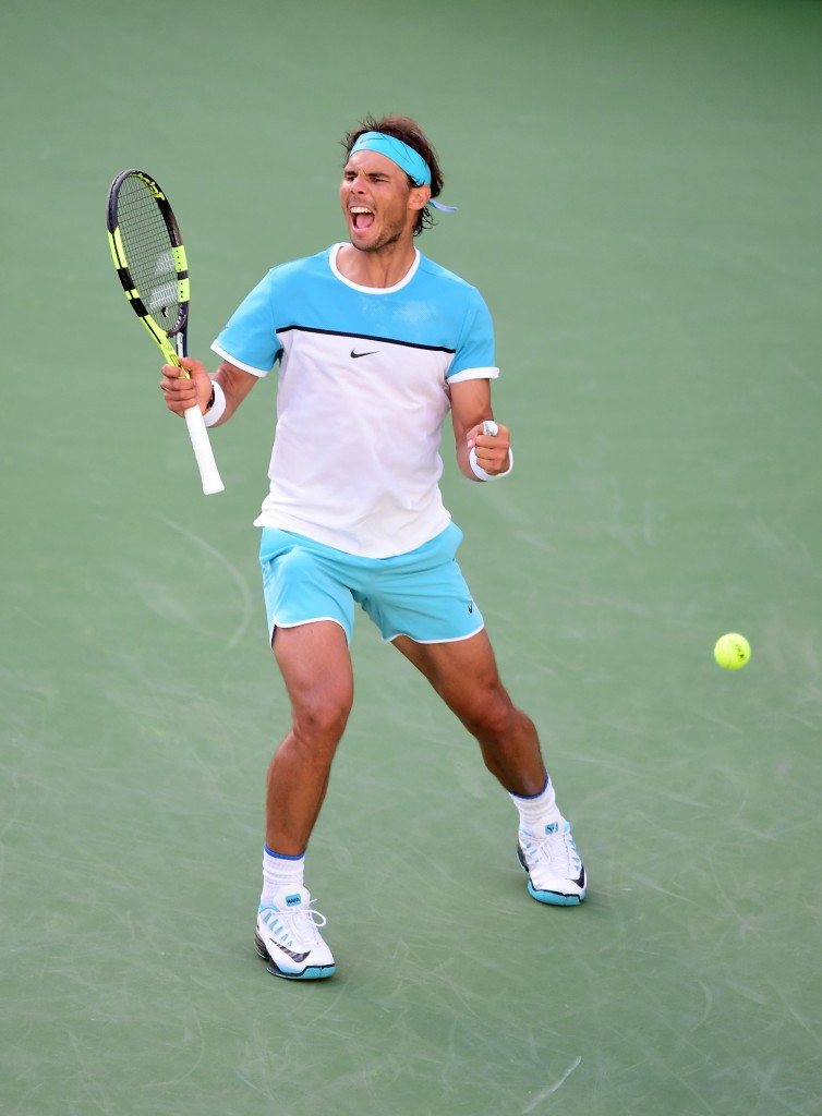 Nadal avenges Australian Open defeat against Verdasco to reach fourth round at Indian Wells