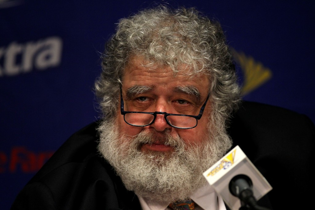 Chuck Blazer is among the 41 officials named in the legal action