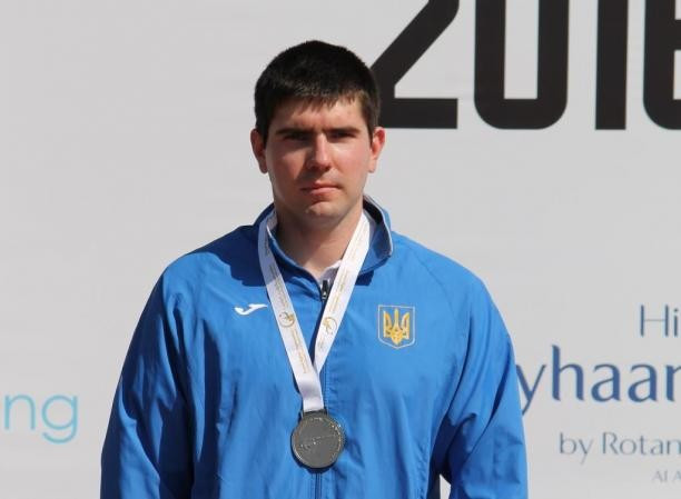 Denysiuk fires his way to second gold at IPC Shooting World Cup