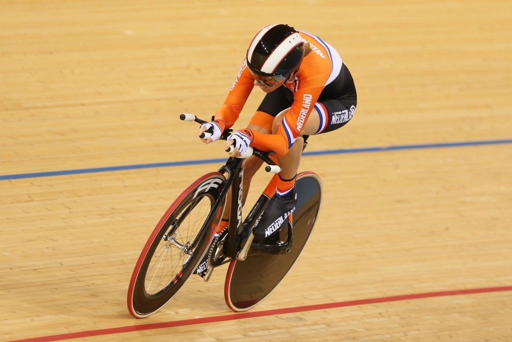 Dutch star aiming to replicate 2015 form at Para-cycling Track World Championships in Italy