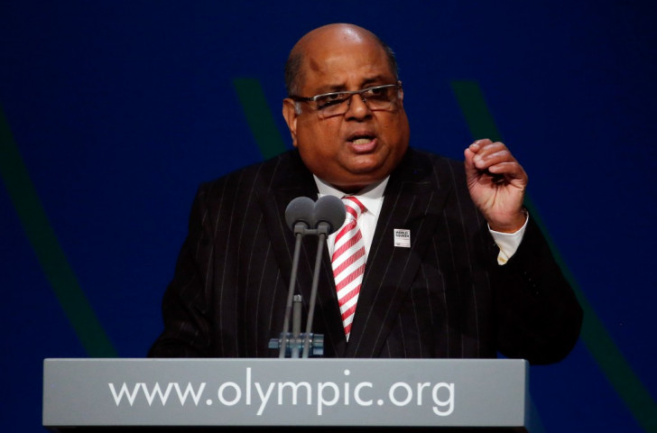 "Ramachandran hits back at ""smear campaign"" as Indian Olympic Association row continues"