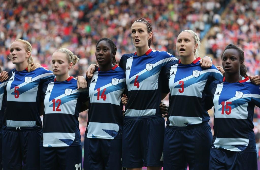 English FA hopeful of Great Britain women's team at Tokyo 2020