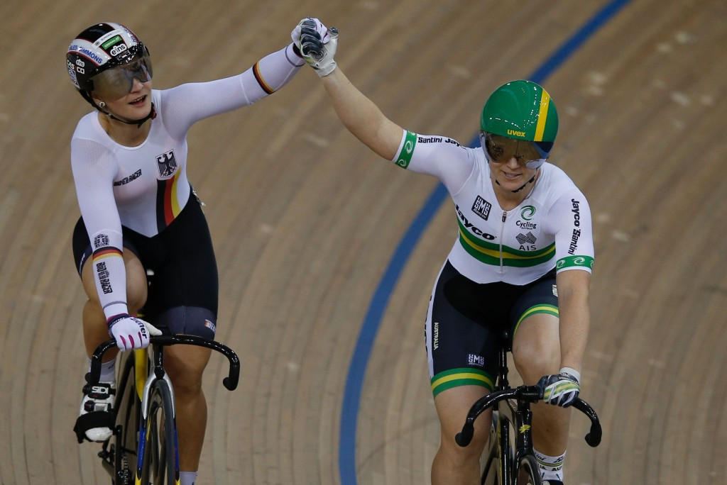 Australia, Germany and New Zealand achieve full Rio 2016 track cycling allocations