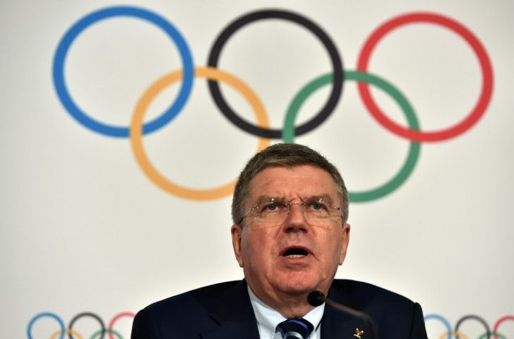 The IOC decision follows the feud between IOC chief Thomas Bach and former SportAccord counterpart, Marius Vizer ©Getty Images