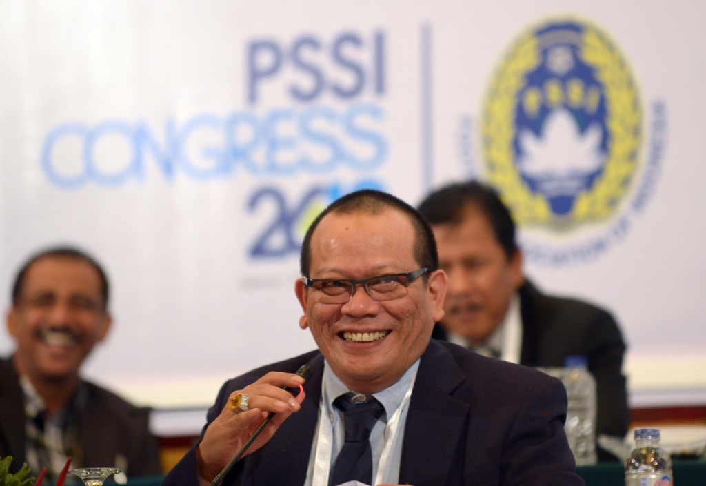 Football Association of Indonesia President accused of misusing Government funds