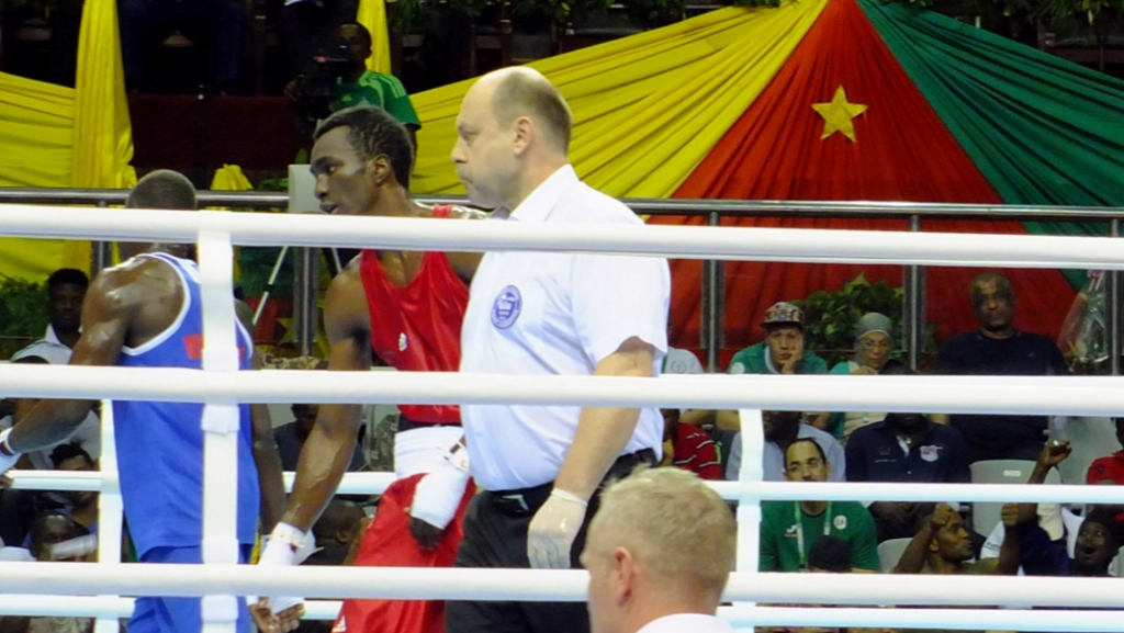 Top seed Benbaziz survives scare at AIBA African Olympic Qualification Event