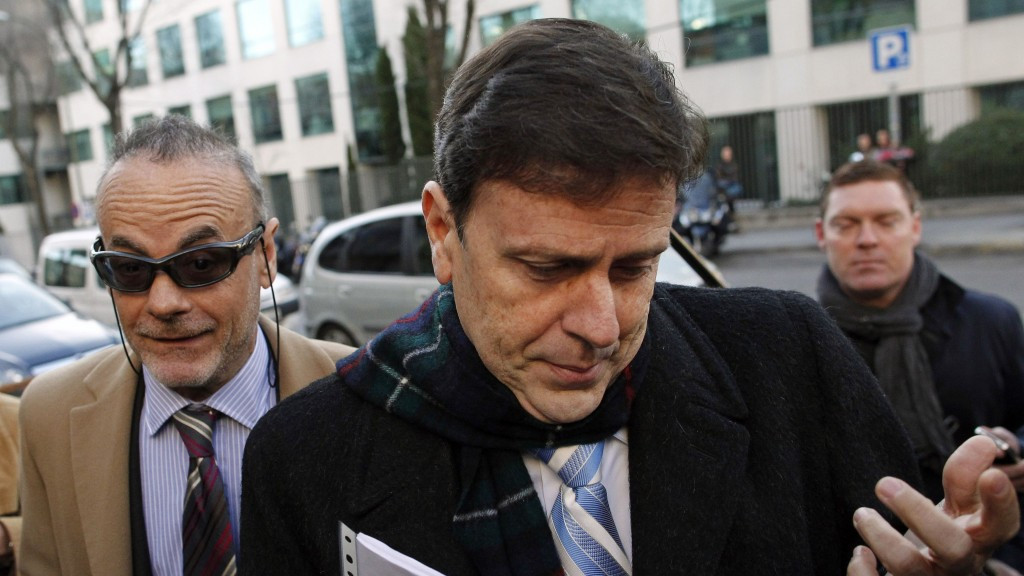 Eufemiano Fuentes is the doctor at the centre of the Operation Puerto scandal ©Getty Images