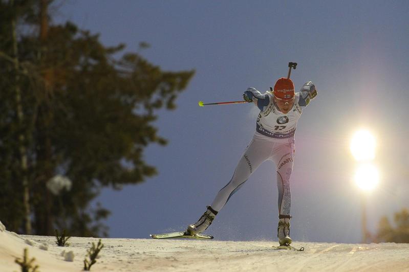 Mäkäräinen claims back-to-back sprint wins in Khanty-Mansiysk as final IBU World Cup event begins