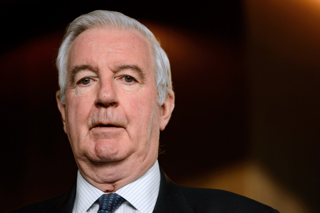 Sir Craig Reedie made a plea for better funding for WADA in Lausanne this week