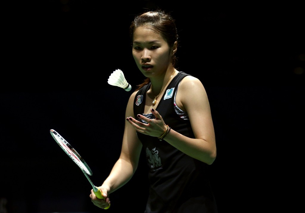 Second seed Intanon slips to three game defeat at Swiss Open
